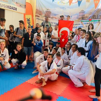 Photo Taekwondo Turquie